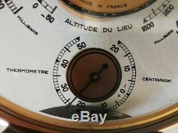 Altimeter Barometer Thermometer No. 5783 Jaeger-lecoultre 1940