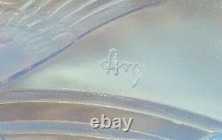 Art Deco Opalescent Glass Fruit Cup