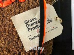 Banksy Welcome Mat / Gross Domestic Product / Love Welcome Home / Main / Available