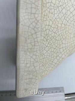 Biche Et Son Faon Ceramic Art Deco Signes Lejan Animal Cracked Ceramic