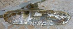 Bronze Nu Art-deco Signed By Joseph Cormier 1869-1950 Cast Susse Lost Wax