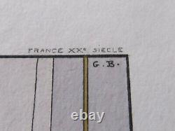 George Barbier The Souris Stencil Original Edition 1925 Falbalas And Fanfreluche