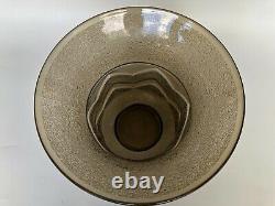 Important Vase Daum Art Deco Signed Daum Nancy France Art Deco Gallé