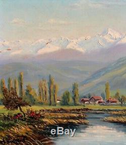 Lucien Quenard, Table, Mountain, Belledone Gières, Alpes, Grenoble