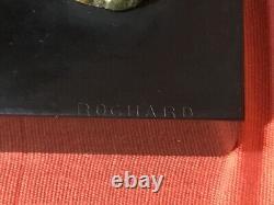 Sculpture Irenee Rochard(1906-1984), Art Deco, Juniper Couple, Weight 14kg