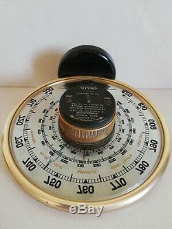 Altimètre Baromètre Thermomètre N°5783 Jaeger-LeCoultre 1940