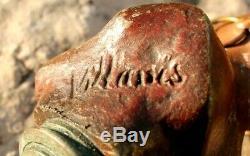 Ancien régule signé villanis (art déco)