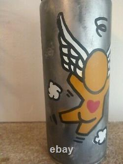 Bombe Aérosol Spray de collection Jace Gouzou Ange numéroté signé 10 exemplaires