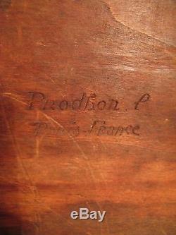 Cave à whisky signée Baccarat et Louis Prodhon époque art déco