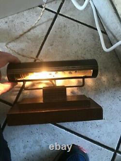 RARE paire de lampe MODERNISTE art deco 1930 Signé