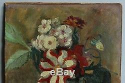 Willem Van Hasselt (1882-1963), fleurs